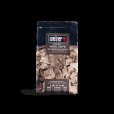 Udící lupínky Weber HICKORY bílý ořech